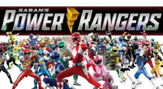 power rangers com