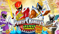 power rangers dino super charge jeux