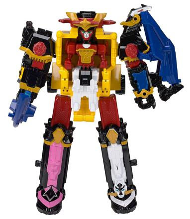power rangers dx megazord