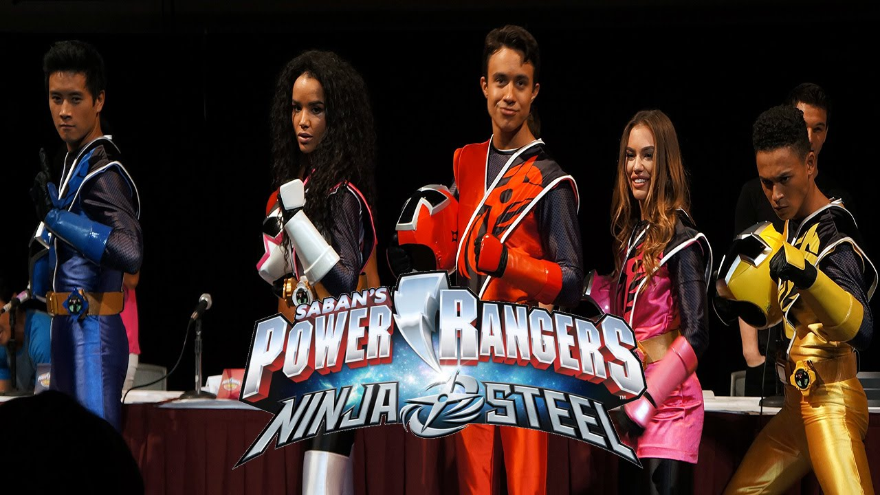 power rangers ninja steel en français