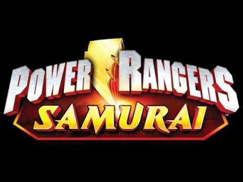 power rangers samurai musique