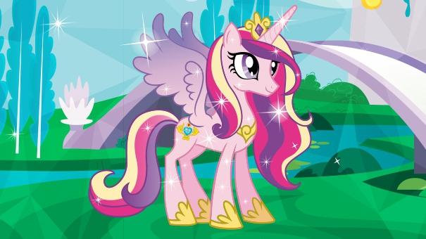 princesse poney
