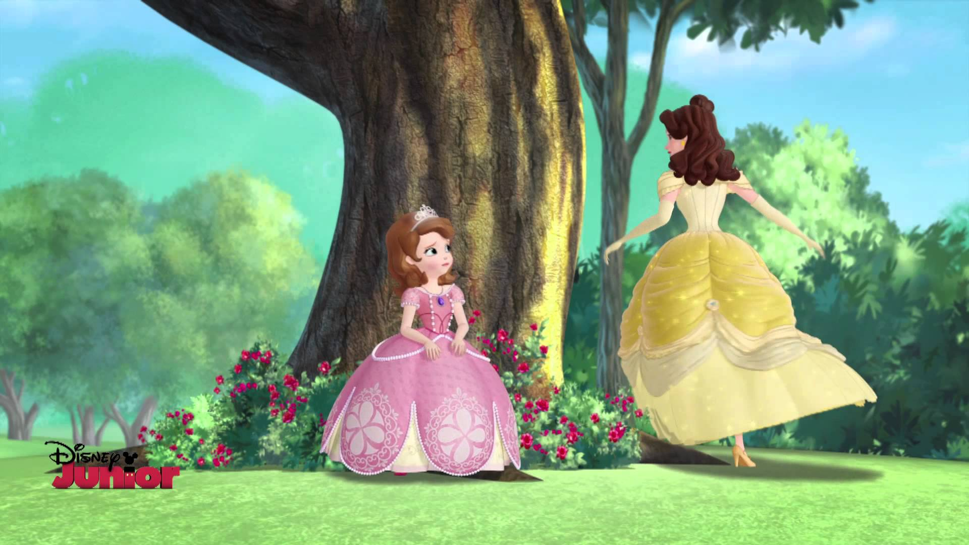 princesse sofia belle