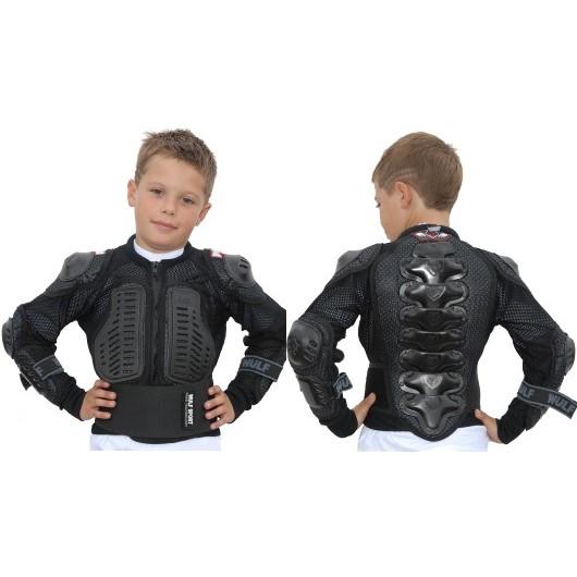 protection moto enfant