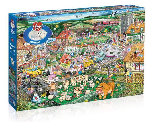 puzzle 1000 pièces