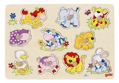 puzzle bébé 1 an