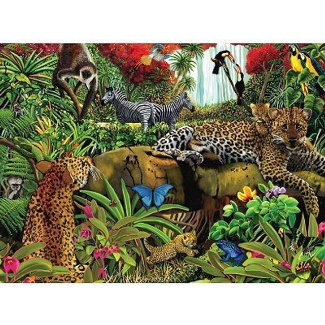 puzzle d animaux
