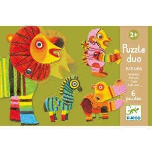 puzzle djeco 2 ans