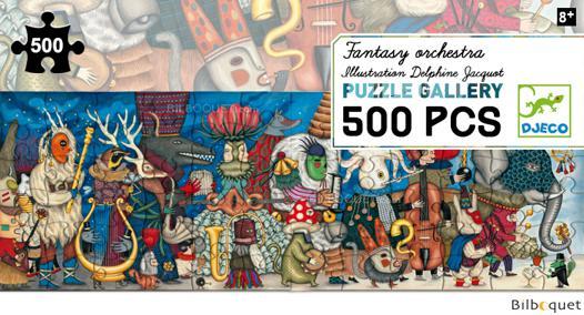 puzzle djeco 500 pièces