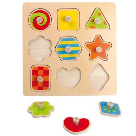 puzzle en bois bébé