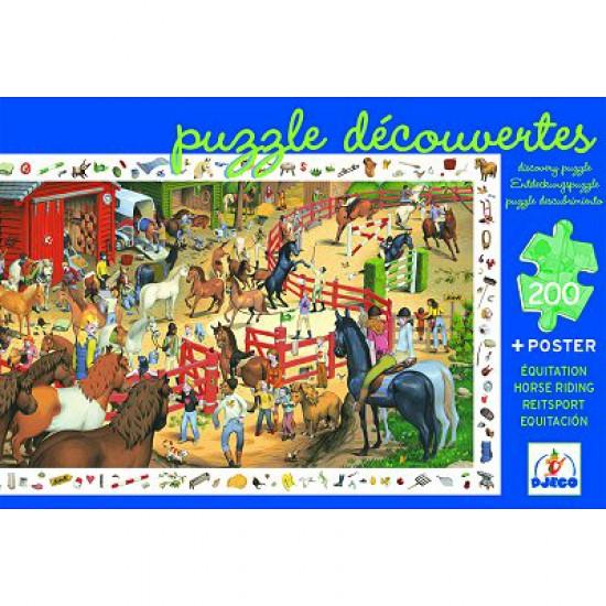 puzzle gratuit 200 pieces
