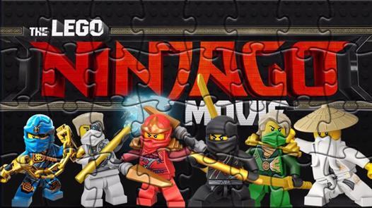 puzzle ninjago