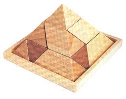 puzzle pyramide