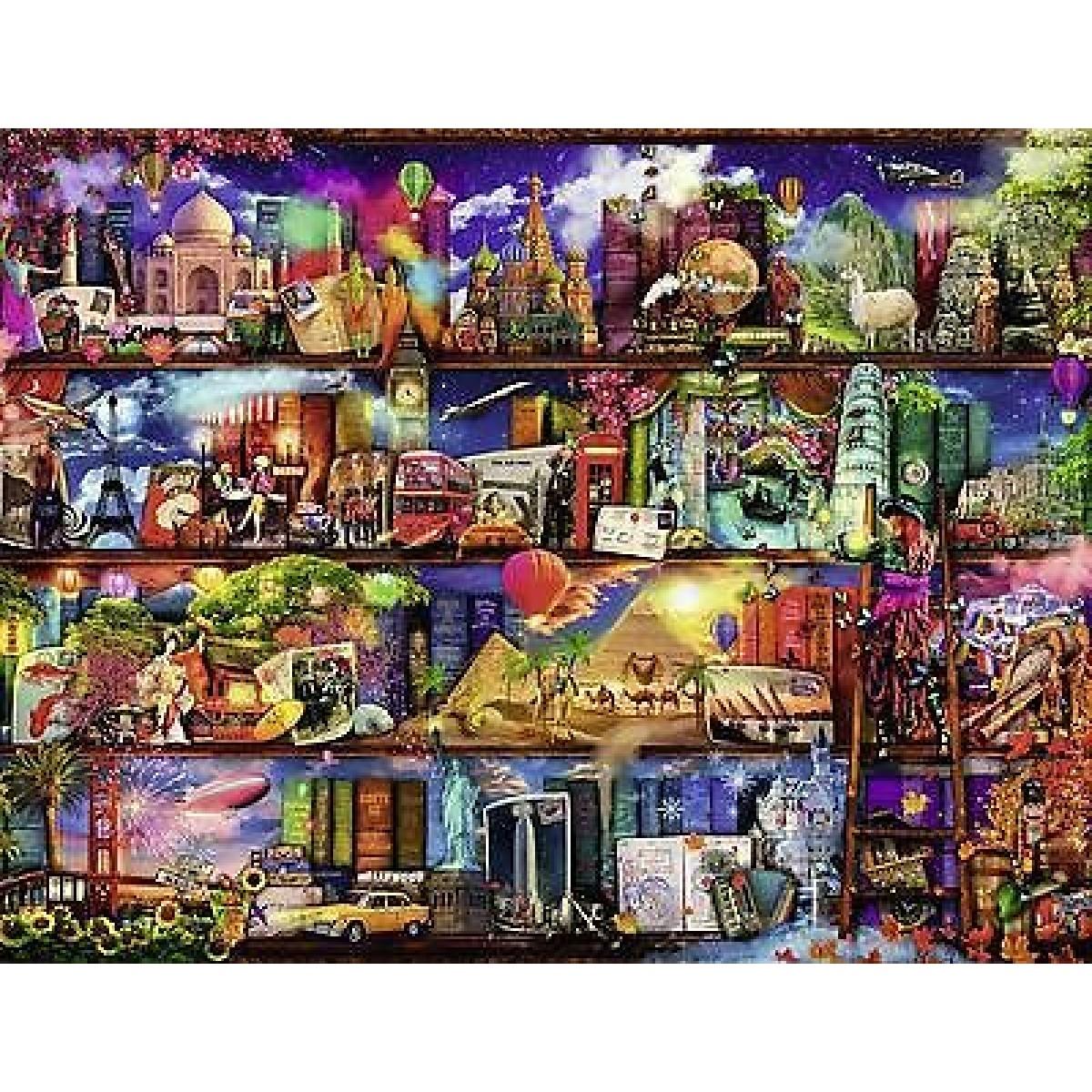 puzzle ravensburger 2000 pièces