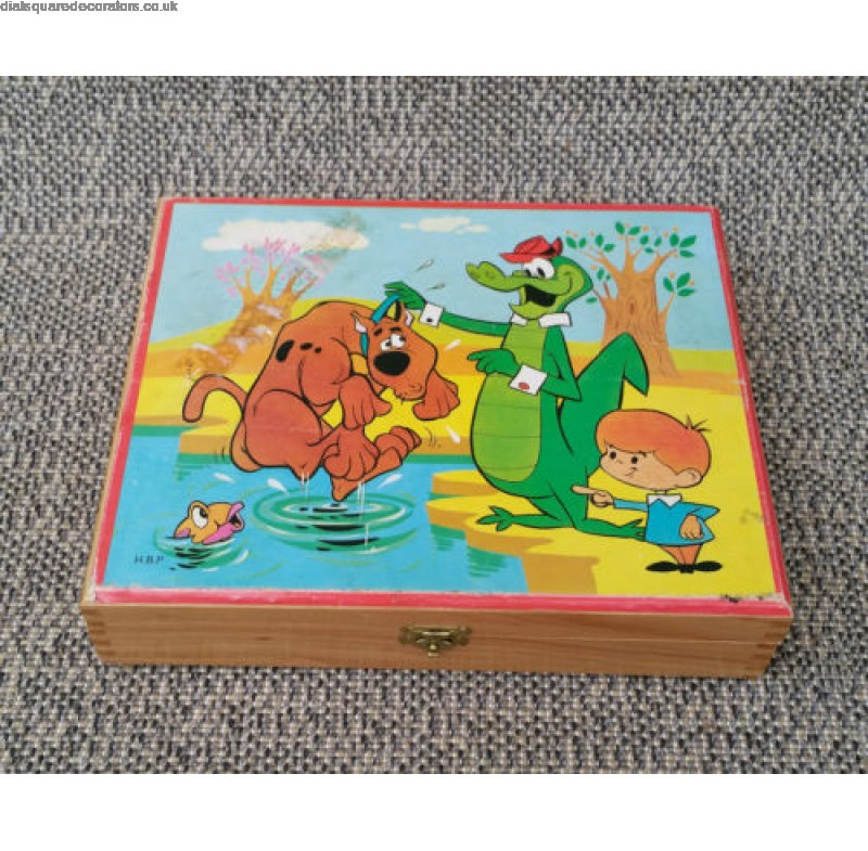 puzzle scoubidou