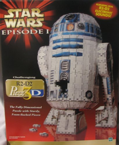 puzzle star wars 3d