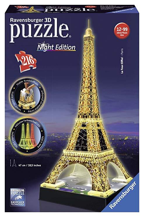 puzzle tour eiffel 3d