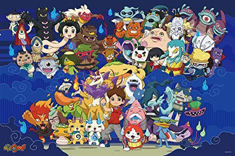 puzzle yo kai watch