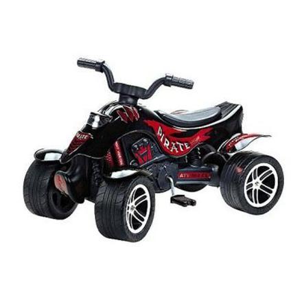 quad a pedale