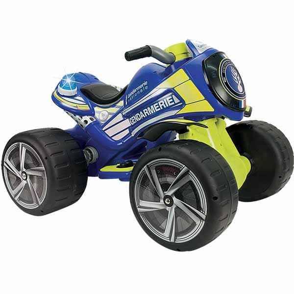 quad gendarmerie 6v