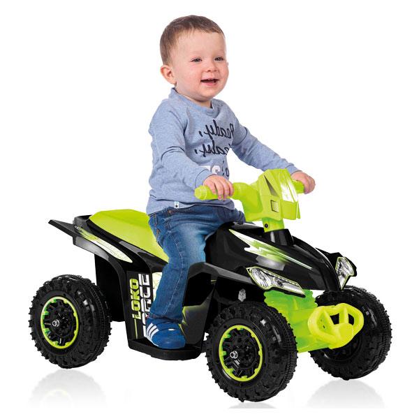 quad jouet electrique