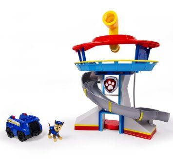 quartier general paw patrol