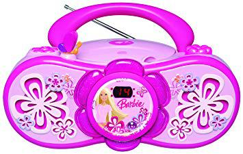 radio cd barbie