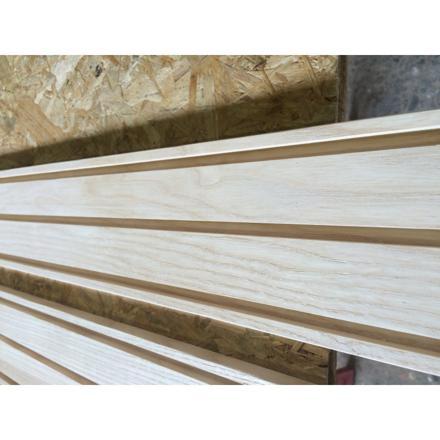 rail en bois