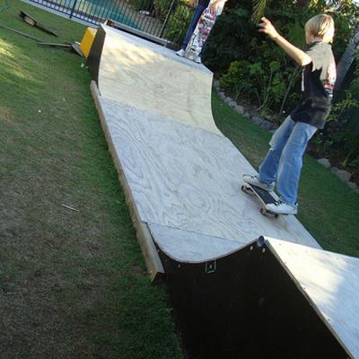 rampe pour skate