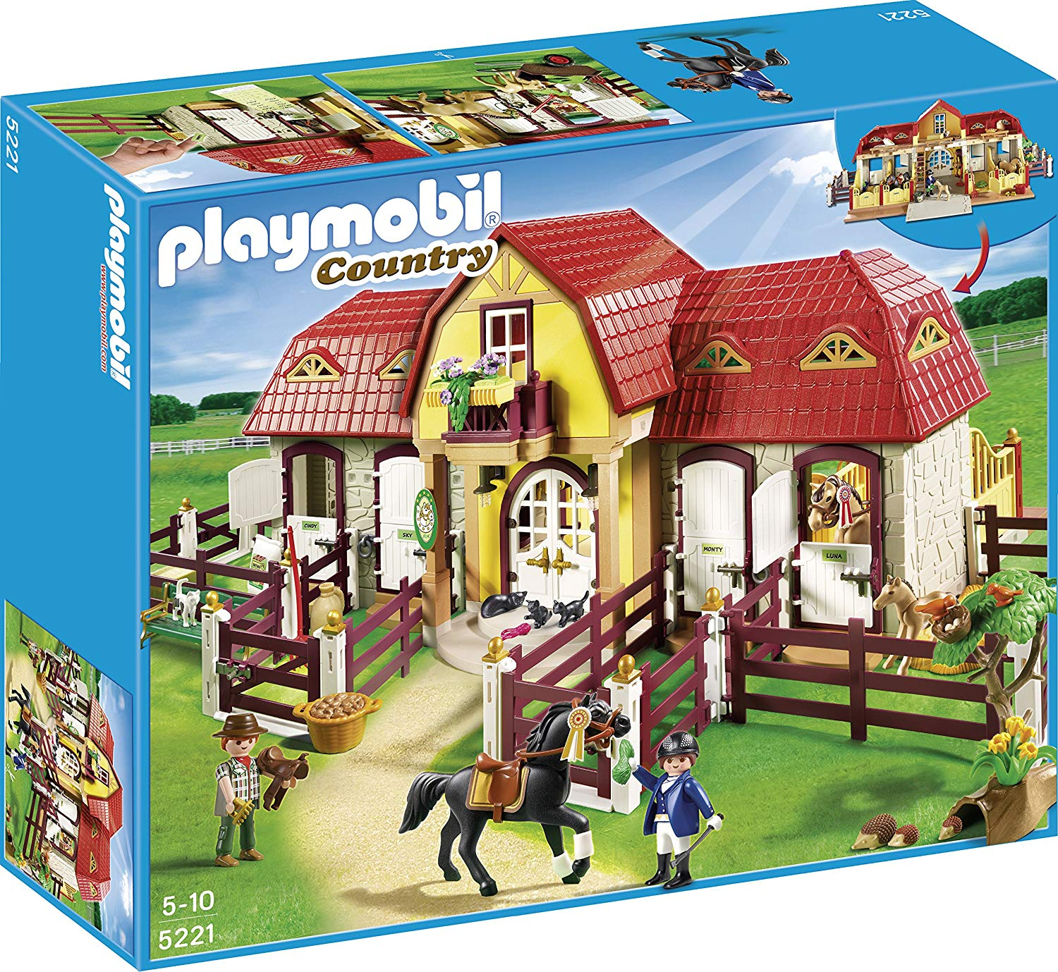 ranch playmobil
