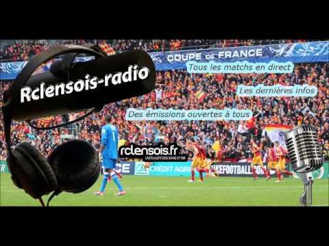 rc lens radio