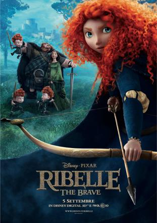 rebelle disney streaming