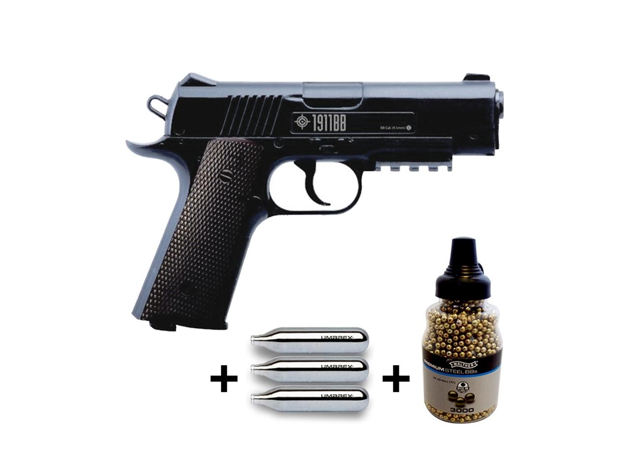 recharge pistolet a bille