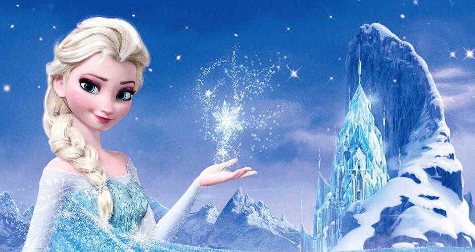reine de neige