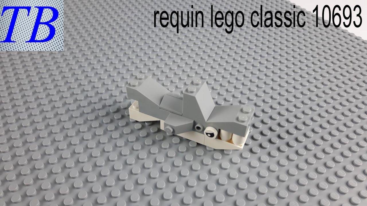 requin en lego