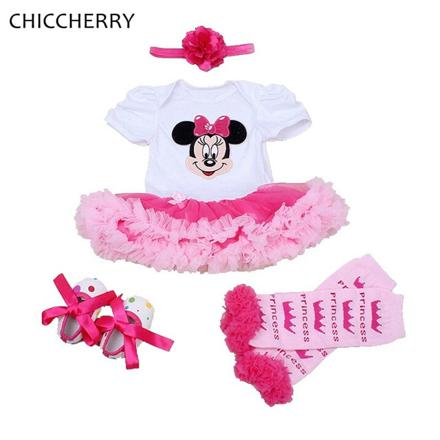 robe bebe minnie