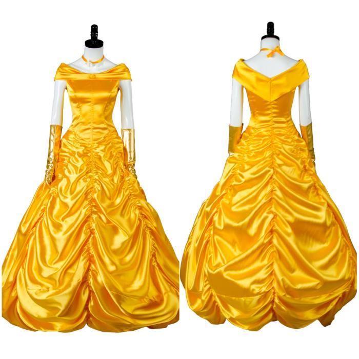 robe belle et la bete