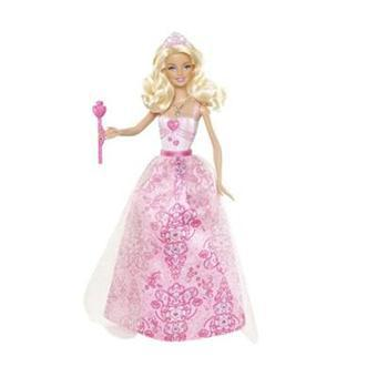 robe de princesse barbie