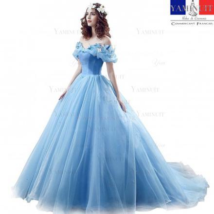 robe de princesse cendrillon