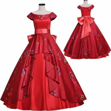 robe elena d avalor