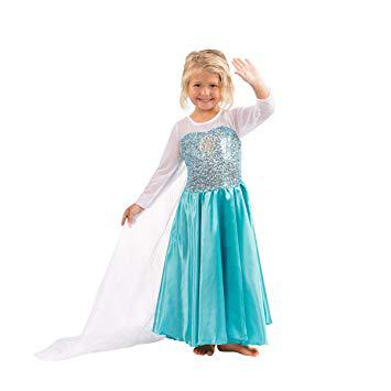 robe elsa reine des neiges
