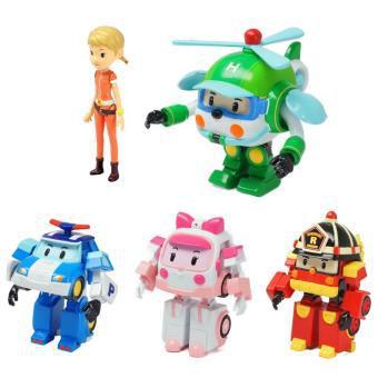 robocar poli figurine