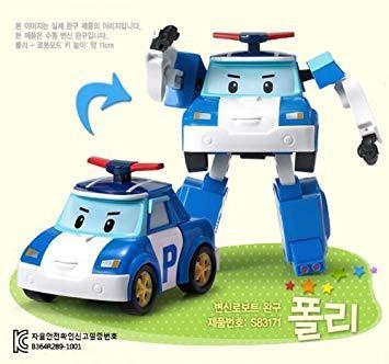 robocar poli police