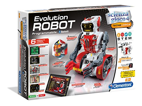 robot evolution clementoni