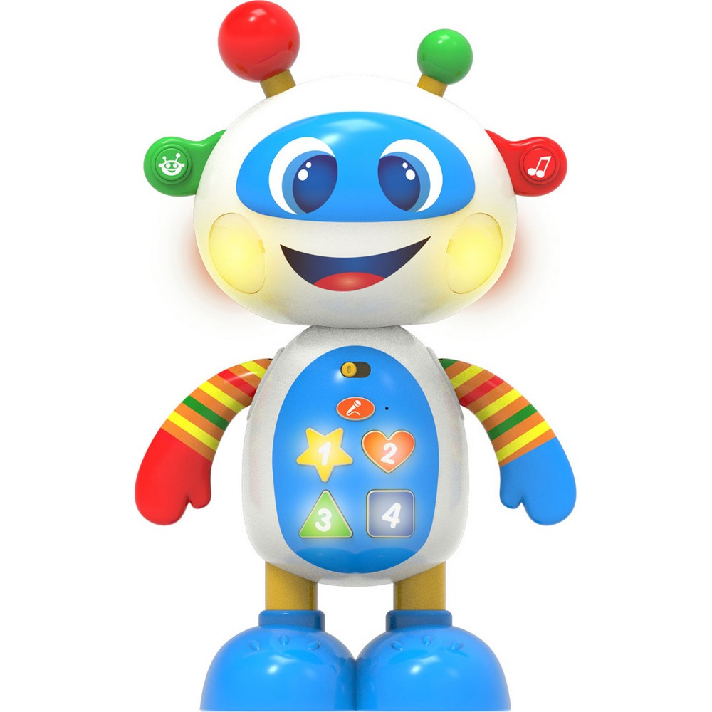 robot interactif hoopy