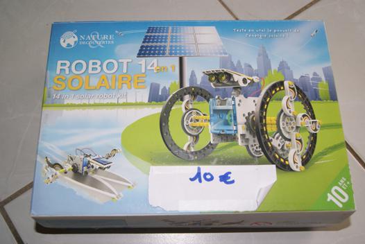 robot nature et decouverte