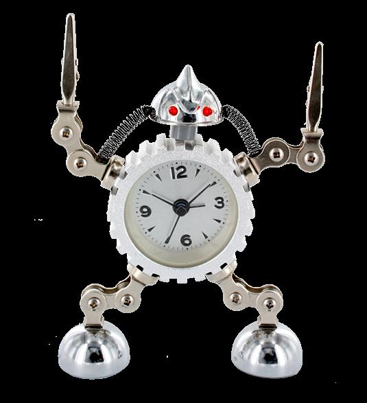 robot reveil