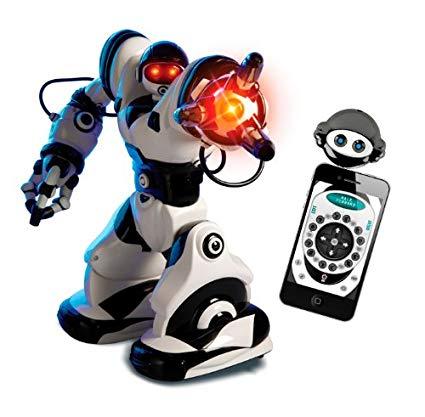 robot sapiens x