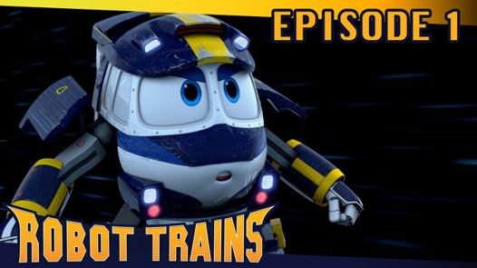 robot train saison 1