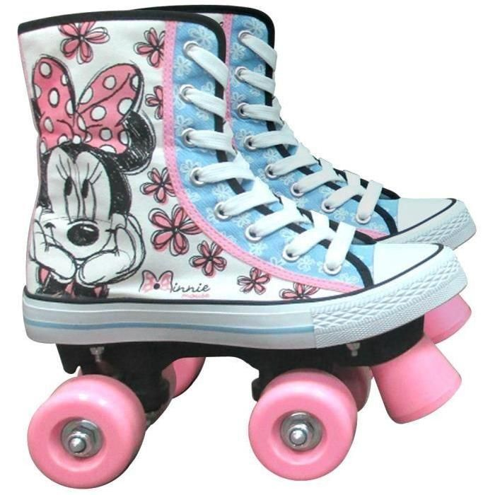 roller 4 roues fille